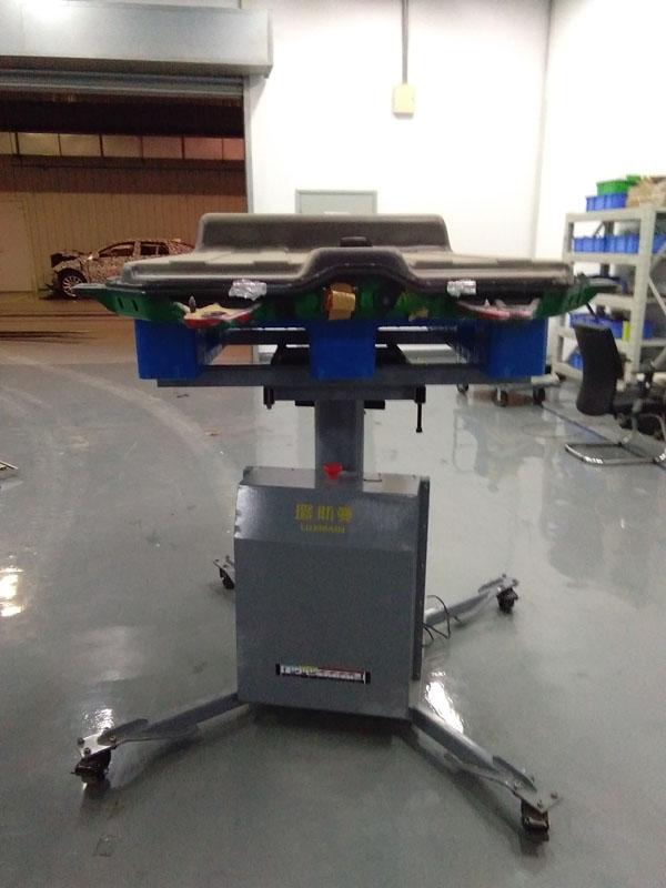新能源汽车动力电池拆装举升机
